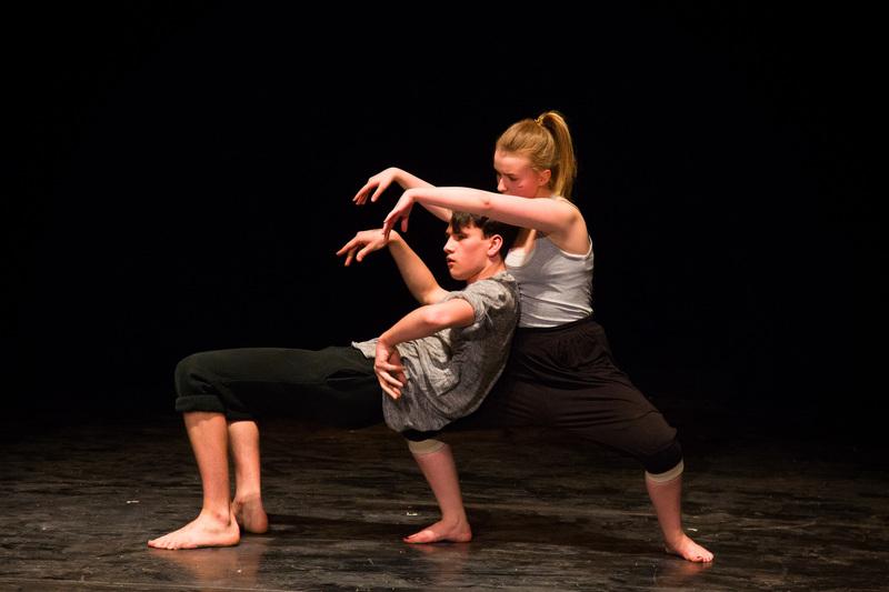 Конкурс-фестиваль «Актерское мастерство языком пластики
